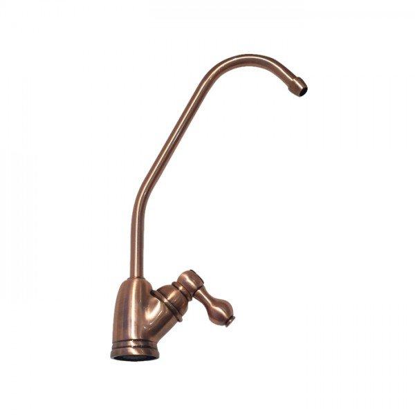 Кран для питьевой воды F-06-2BC-L-B (бронза)